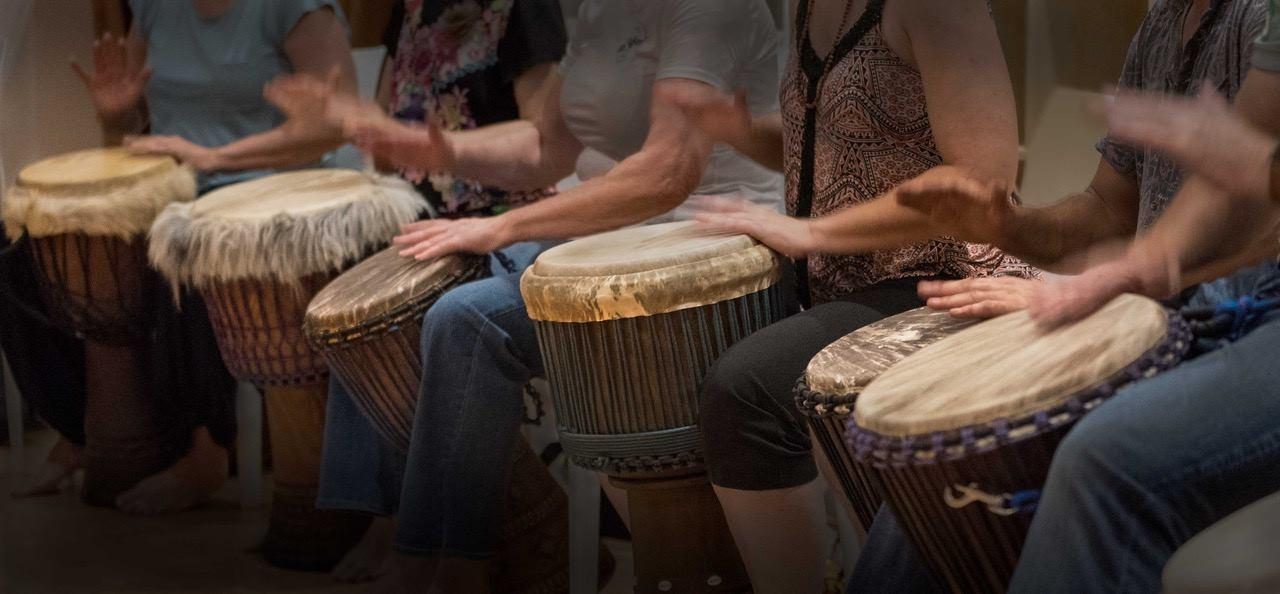 African Drumming Class