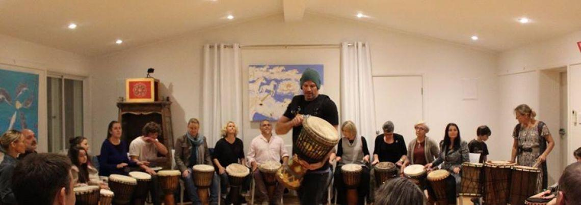 African Drumming at The Terrigal/Erina - 8 Week Course