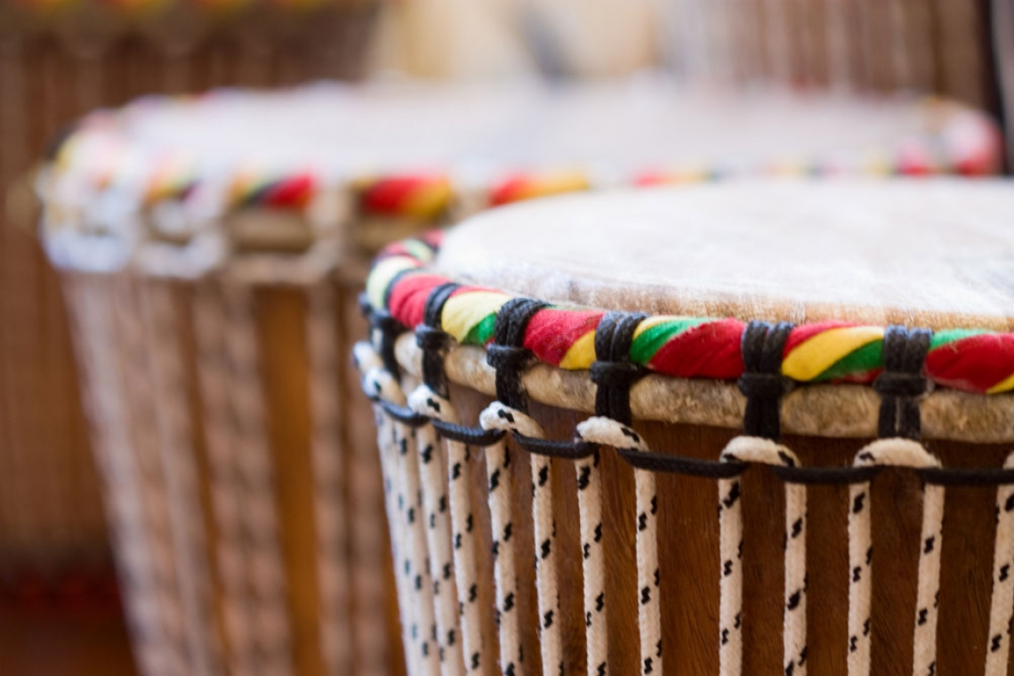African Drumming Performance - Terrigal Uniting Church - 8 Week Course