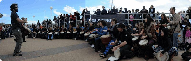 African Drumming classes Brisbane