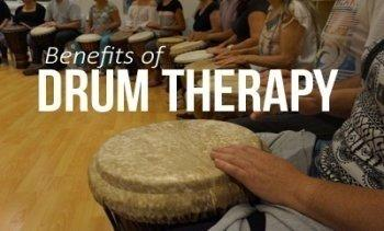 Positive effects of drumming
